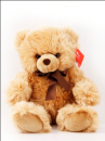 Teddy- toy + box of chocolates  + 15 any color roses (small)