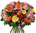 Ramo de flores diferentes