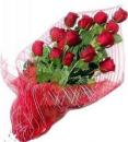 25 rosas de cualquier color (largas)